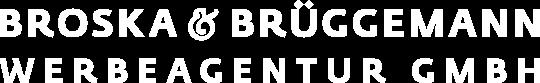 BROSKA & BRÜGGEMANN WERBEAGENTUR GMBH Retina Logo